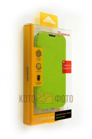 Baseus Ultra Thin Book Type Case for Samsung Galaxy S4