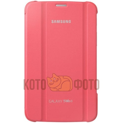 Чехол-книжка Samsung EF-BT210BPEGRU для Galaxy Tab III 7 SM-T21xx розовый (EF-BT210BPEGRU) srjtek 7 for samsung galaxy tab 4 7 0 sm t233 t233 sm t235 t235 bp070wx1 300 lcd display screen monitor matrix repair parts