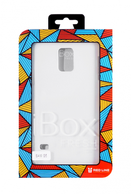 Чехол iBox Fresh для Samsung Galaxy S5 mini (белый)