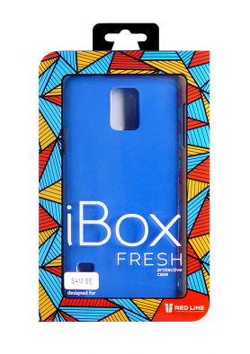 Чехол iBox Fresh для Samsung Galaxy S5 mini (синий) косухи sixth june куртка