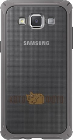 Чехол Protect Cover A300 для Samsung Galaxy A3 brown-gray (EF-PA300BAEGRU)