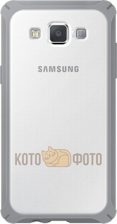 Чехол Protect Cover A500 для Samsung Galaxy A5 white-gray (EF-PA500BSEGRU)
