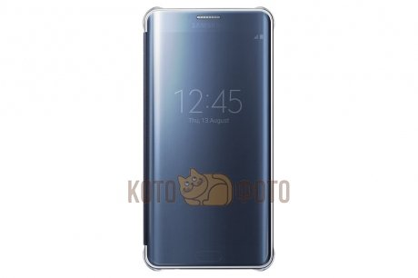 Чехол Samsung GloCover для Samsung Galaxy S6 Edge Plus G928 черный (EF-QG928MBEGRU)