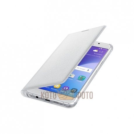 Чехол Samsung FlipWallet для Galaxy A3 (A310) SAM-EF-WA310PWEGRU White
