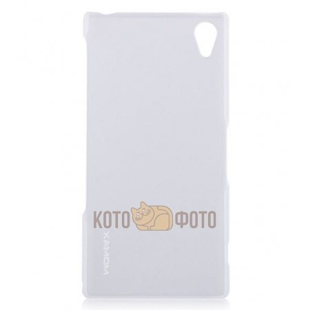 Фотография товара чехол Momax Ultra Thin Case for Sony Xperia Z (White) (14574)