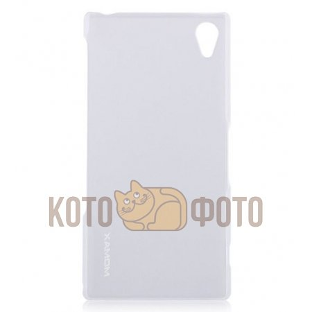 Чехол Momax Ultra Thin Case for Sony Xperia Z (White)
