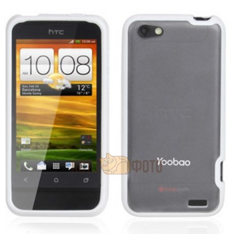 Yoobao 2 in 1 Protective Case for HTC One V стоимость