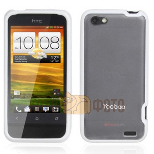 Yoobao 2 in 1 Protective Case for HTC One V protective soft pvc back case for htc sensation xl x315e g21 black