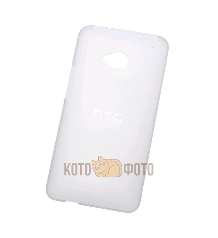 HTC чехол для ONE бел. (HC C843) 10pcs lot 100% htc m7 801e for htc one m7 801e