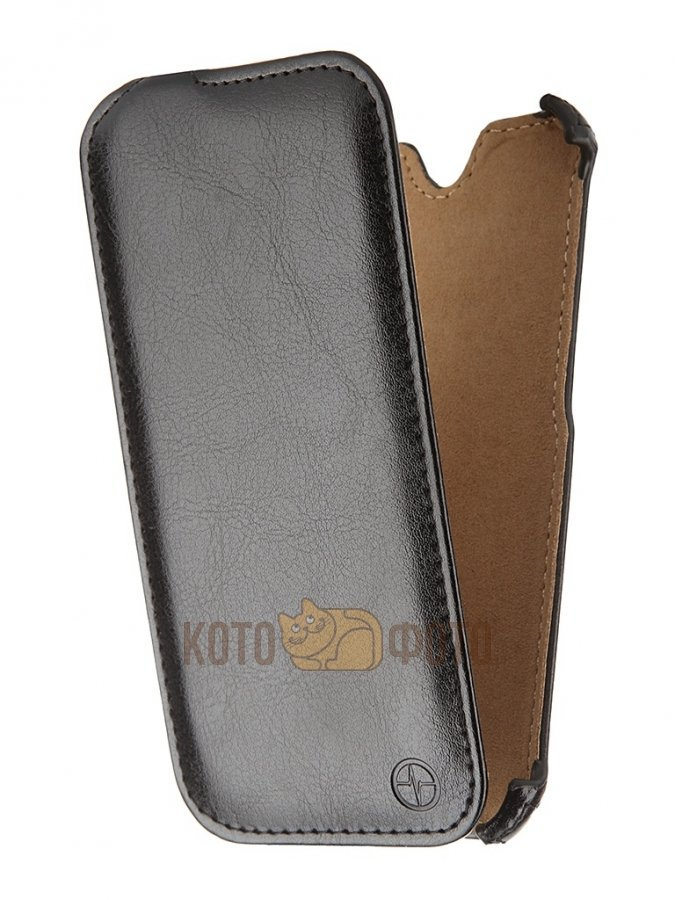 Чехол-флип Pulsar Shellcase для HTC One 2 M8 черный mooncase view window leather side flip pouch stand shell back чехол для htc one 2 m8 sapphire
