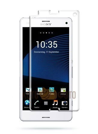 Защитный экран для телефона Sony Xperia C3/C3 Dual tempered glass