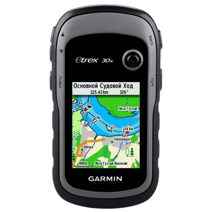 Навигатор Garmin eTrex 30X GPS, Глонасс Russia (010-01508-11) garmin approach s60 black gps golf