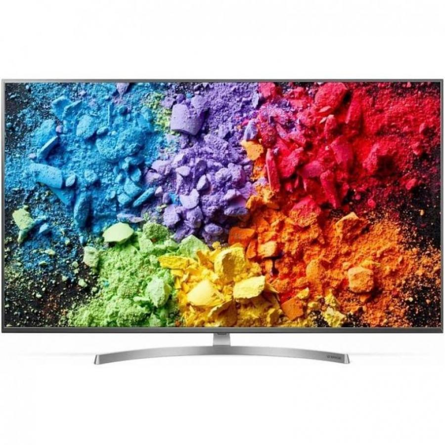 Телевизор LG 55 55UK6510PLB серебристый led телевизор lg 55uk6200pla r 55 ultra hd 4k 2160p черный