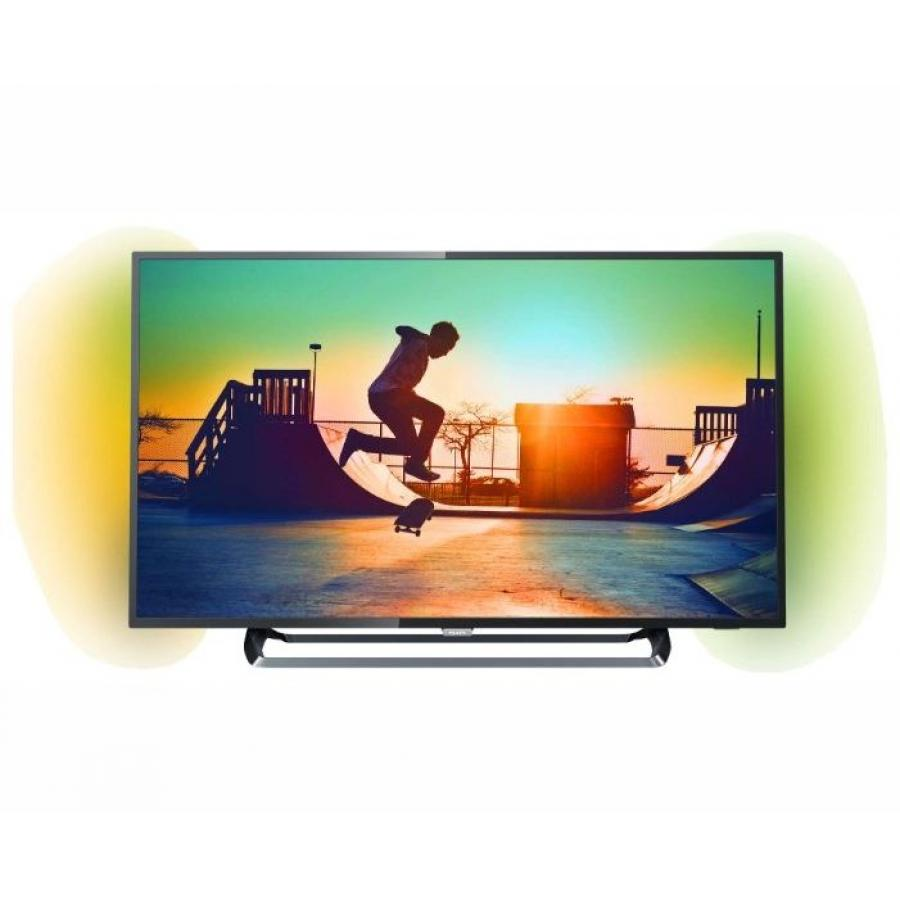 Телевизор Philips 55 55PUS6262/60 черный tv lcd philips