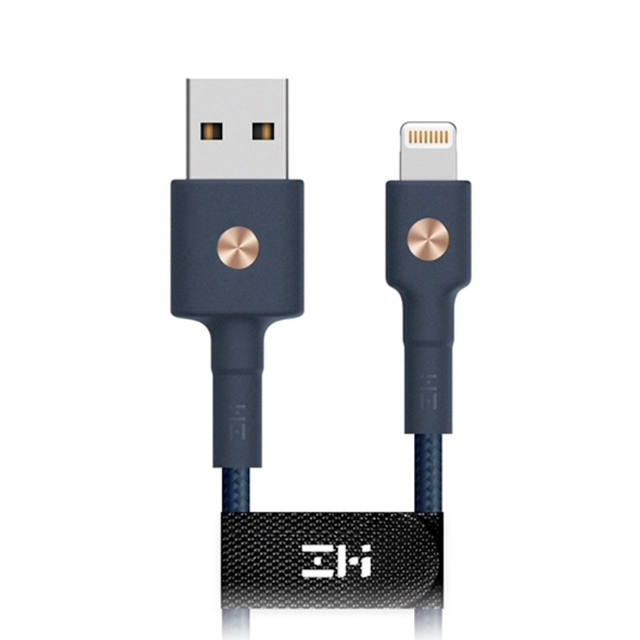 Купить Кабель Xiaomi ZMI AL823 USB - Lightning MFi 30cm Red