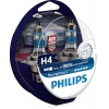 Лампа галогенная PHILIPS Racing Vision +150% H4 12V 60/55W (P43t...