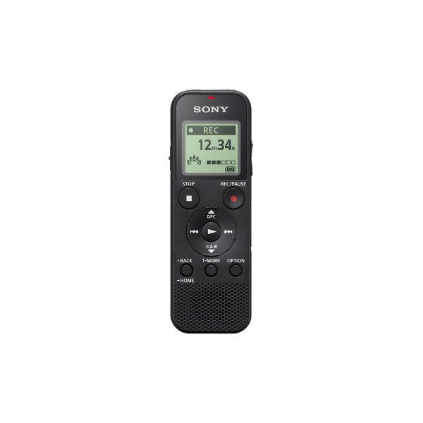 Цифровой диктофон Sony ICD-PX370 sony icd sx2000 16g digital voice recorder usb port bluetooth remote