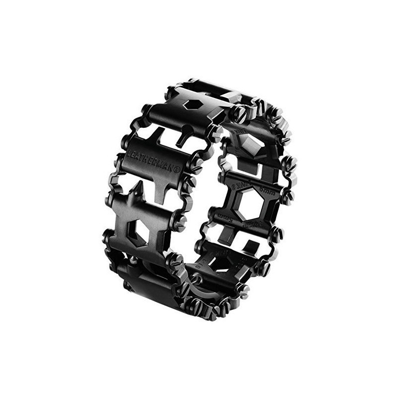 Мультитул Leatherman Tread Black 831999N / 832324 мультитул leatherman rebar black 831563