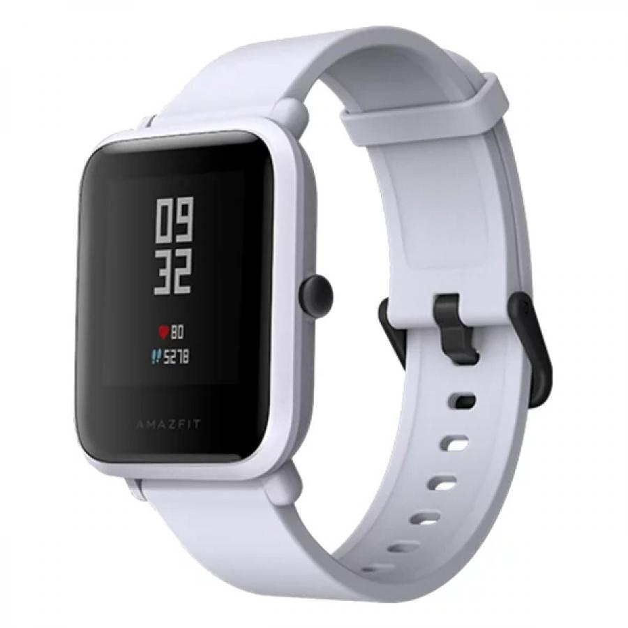 Умные часы Xiaomi Amazfit Bip White часы nixon genesis leather white saddle