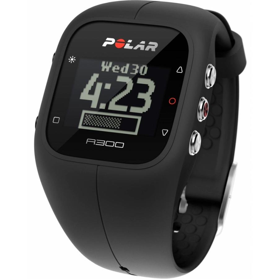 Умные часы POLAR A300 HR Black polar a300 blk