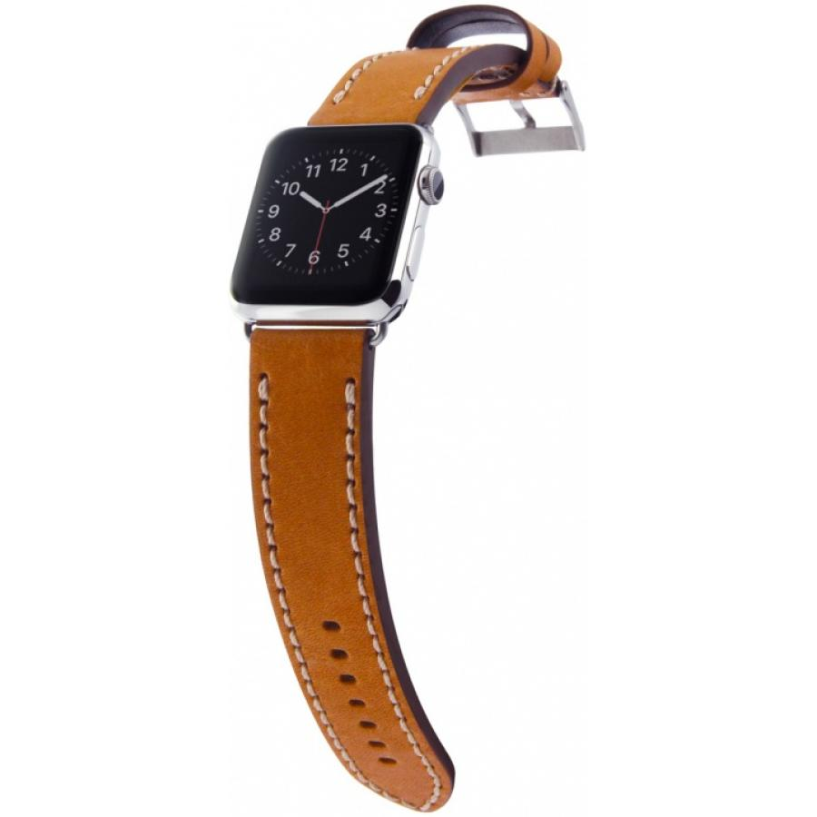 цена на Ремешок Cozistyle Leather Band for Apple Watch 42mm (CLB018) Light Brown