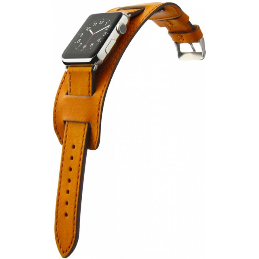 Купить Ремешок Cozistyle Wide Leather Band for Apple Watch 42mm (CWLB18) Light Brown