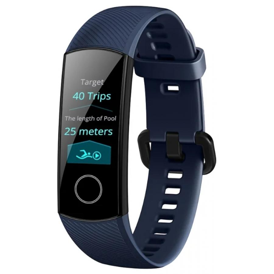 Фитнес браслет Huawei Honor Band 4 Midnight Navy Blue