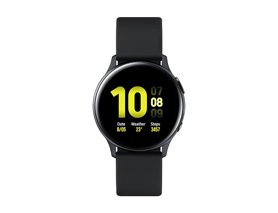 Умные часы Samsung Galaxy Watch Active 2 40мм (SM-R830NZKASER) Black