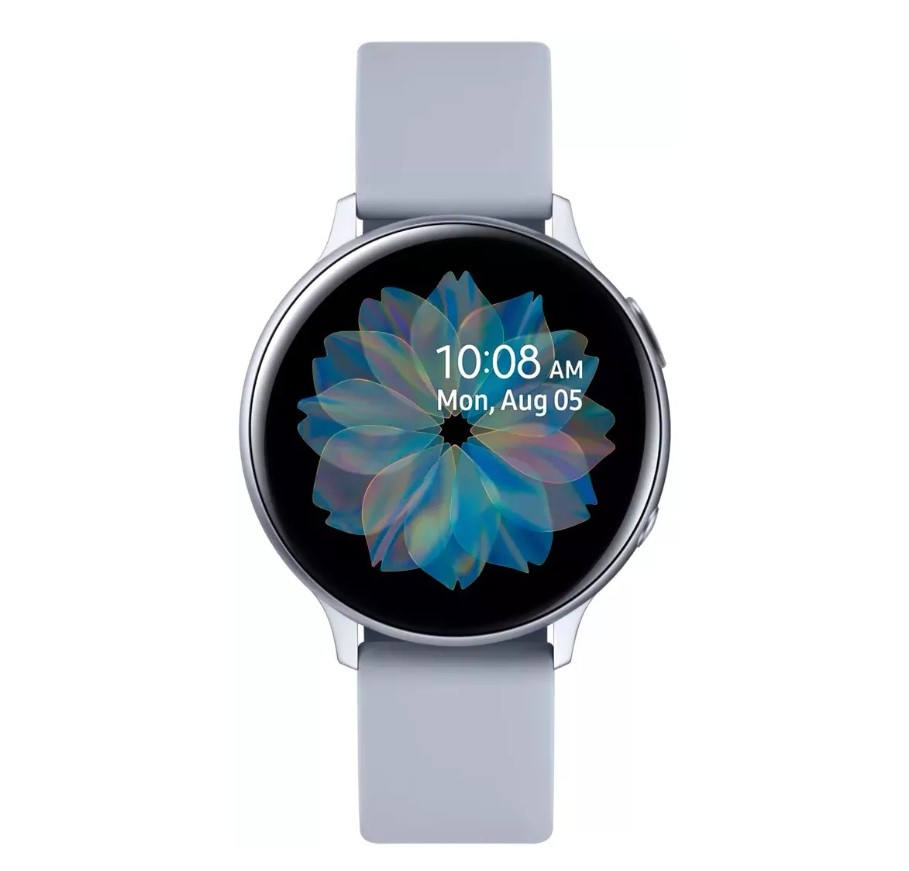 Умные часы Samsung Galaxy Watch Active 2 44мм (SM-R820NZSRSER) серебристый
