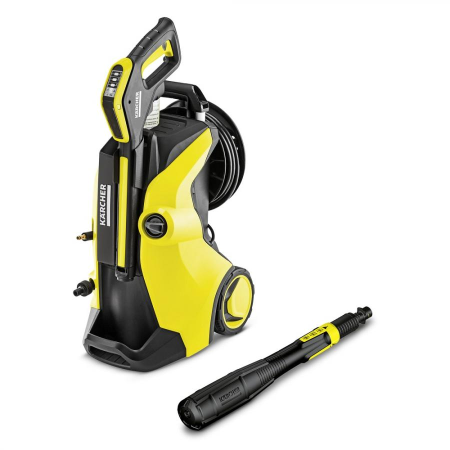 Минимойка Karcher K 5 Premium Full Control Plus (1.324-630.0) мойка высокого давления karcher k 5 premium jubilee car 1 181 333 0