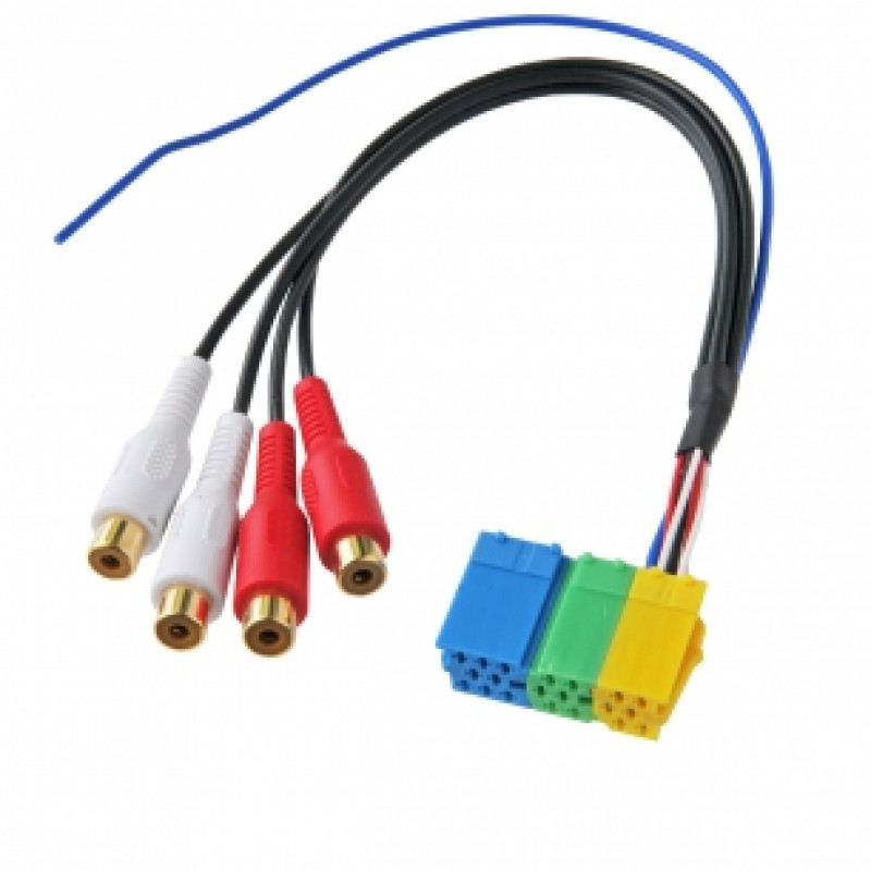 Разъём Intro ISO-003 Mini RCA