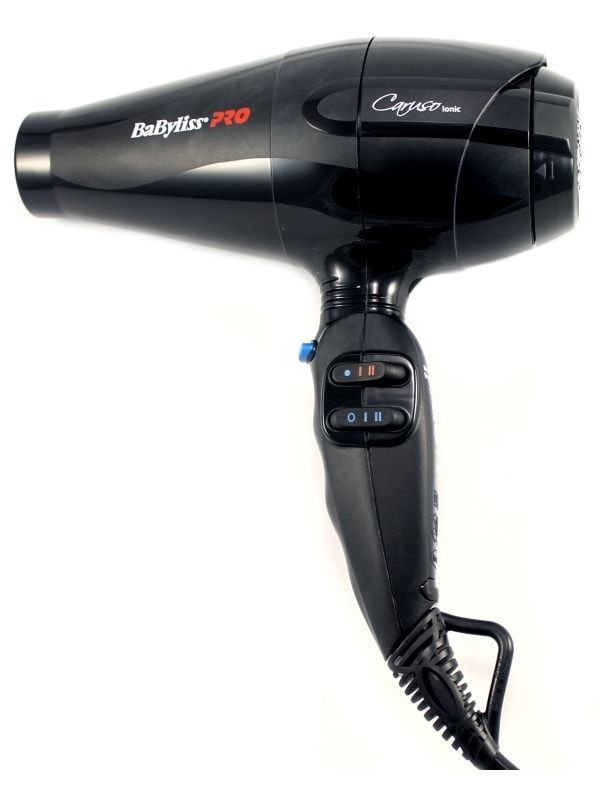 Фен BaByliss PRO BAB6510IE/BAB6510IRE Caruso фото