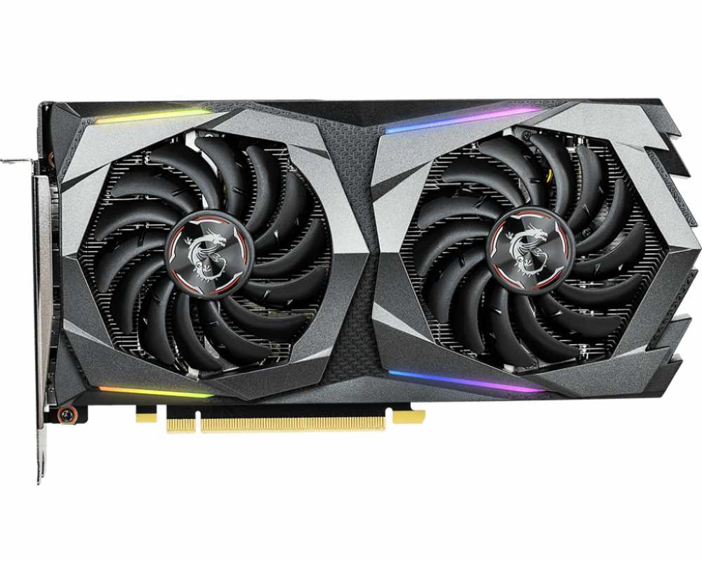 Видеокарта MSI PCI-E GAMING nVidia GeForce GTX 1660TI 6144Mb (GTX 1660 TI GAMING 6G) стоимость