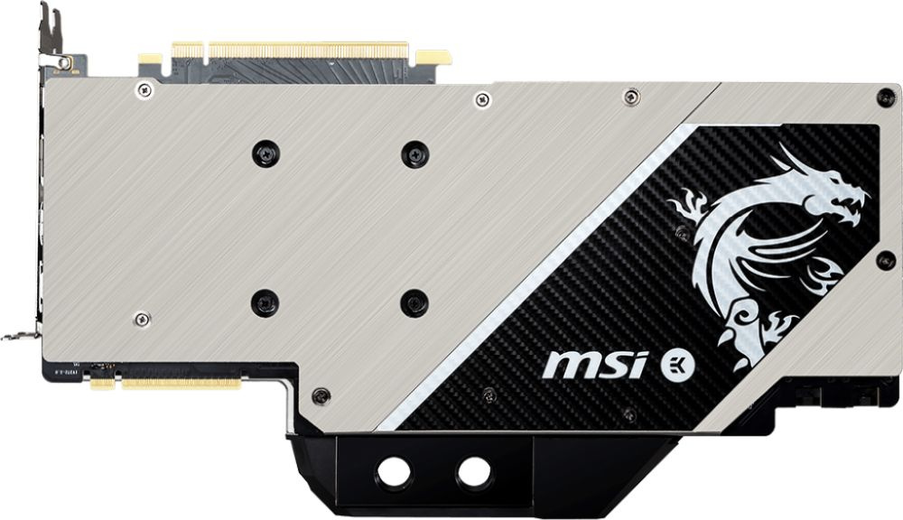 Видеокарта MSI PCI-E nVidia GeForce RTX 2080 8192Mb (RTX SEA HAWK EK X)