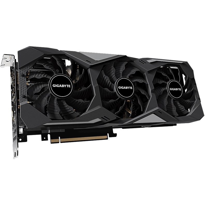 Видеокарта Gigabyte RTX 2080 SUPER 8Gb (N208SGAMING OC-8GC V2) видеокарта gigabyte aorus geforce rtx 2080 8gb gv n2080aorus 8gc