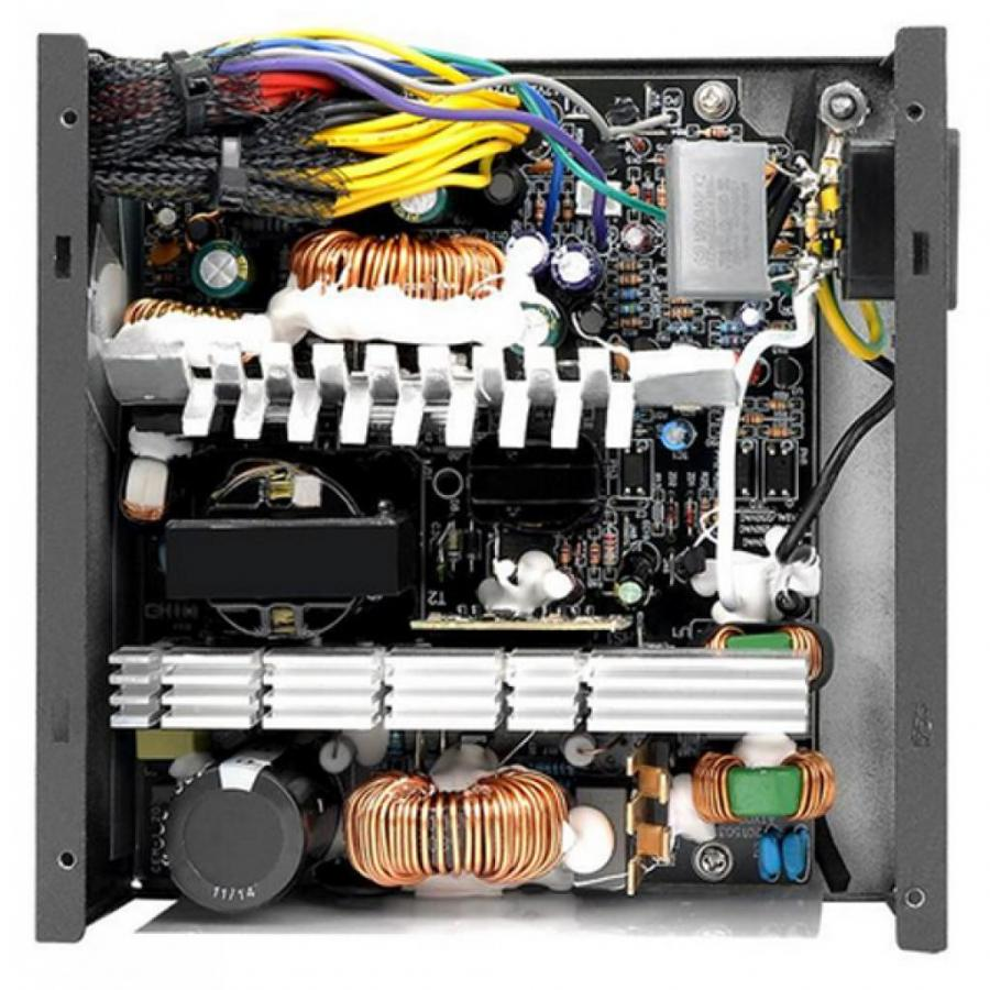 Блок питания Thermaltake ATX 600W TR2 S TRS-600AH2NK блок питания thermaltake tr2 s 650w [ps trs 0650npcweu 2] v2 3 a pfc 80 plus fan 12 cm retail