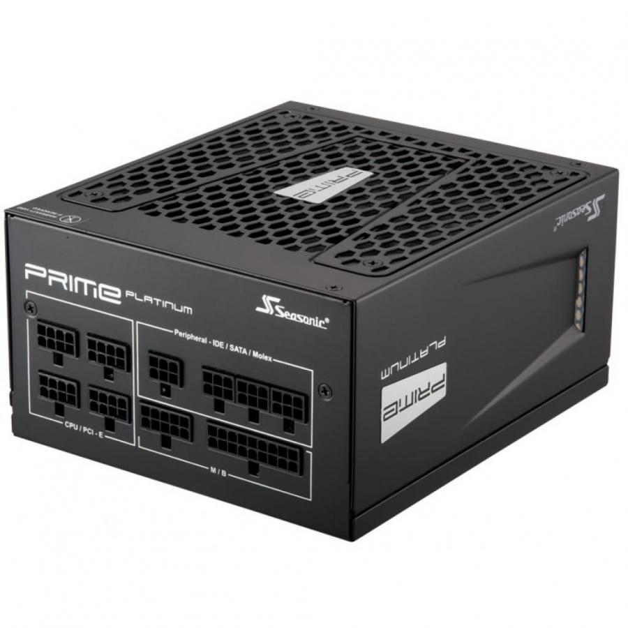 Блок питания Seasonic Prime Platinum 650W SSR-650PD цены