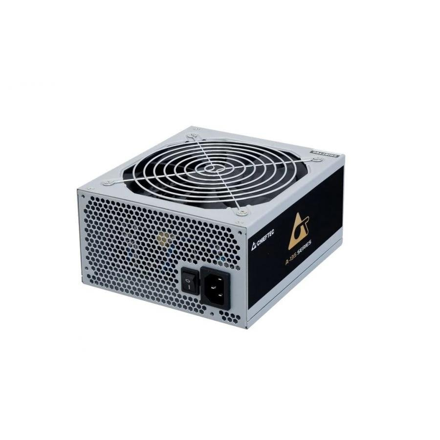Фото - Блок питания Chieftec 600W APS-600SB блок питания accord atx 1000w gold acc 1000w 80g 80 gold 24 8 4 4pin apfc 140mm fan 7xsata rtl