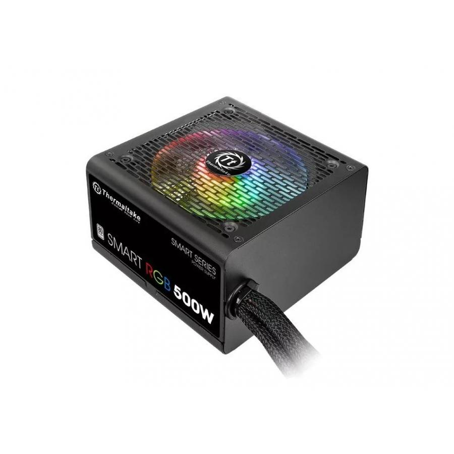 Блок питания Thermaltake Smart RGB 500W (PS-SPR-0500NHSAW)