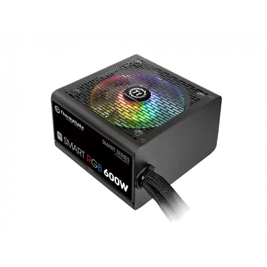 Блок питания Thermaltake Smart RGB 600W (PS-SPR-0600NHSAWE-1)