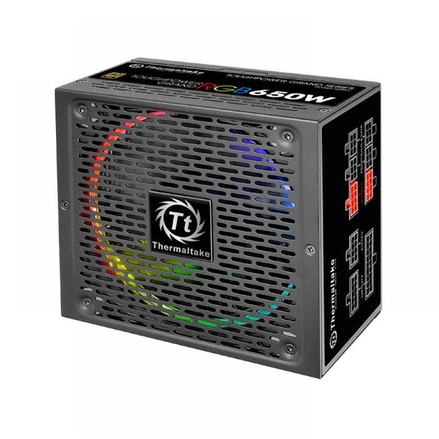Блок питания Thermaltake ATX 650W Toughpower Grand RGB (PS-TPG-0650FPCGEU-R)