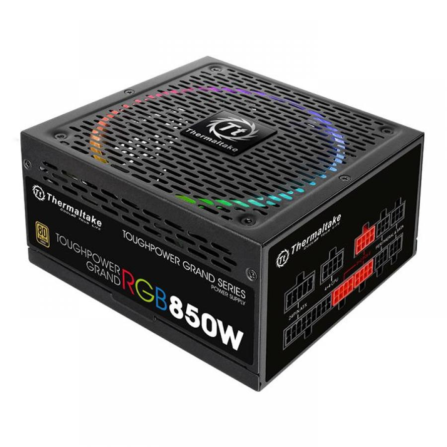 Блок питания Thermaltake 850W Toughpower Grand RGB (PS-TPG-0850FPCGEU-R)