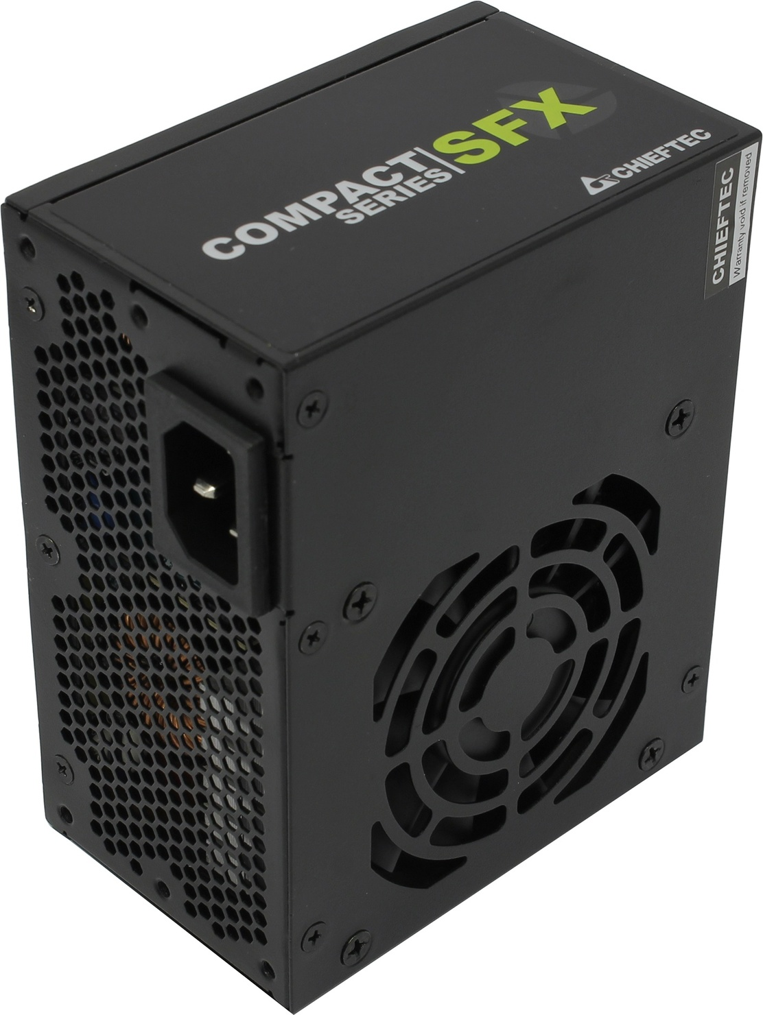 Блок питания Chieftec Compact CSN-650C SFX 80PLUS GOLD 650W Box
