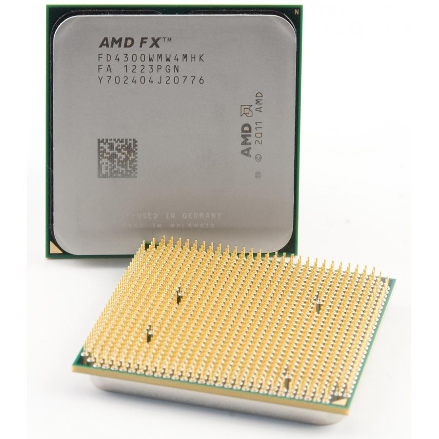 Процессор AMD FX 4300 BOX 8 respectively fx
