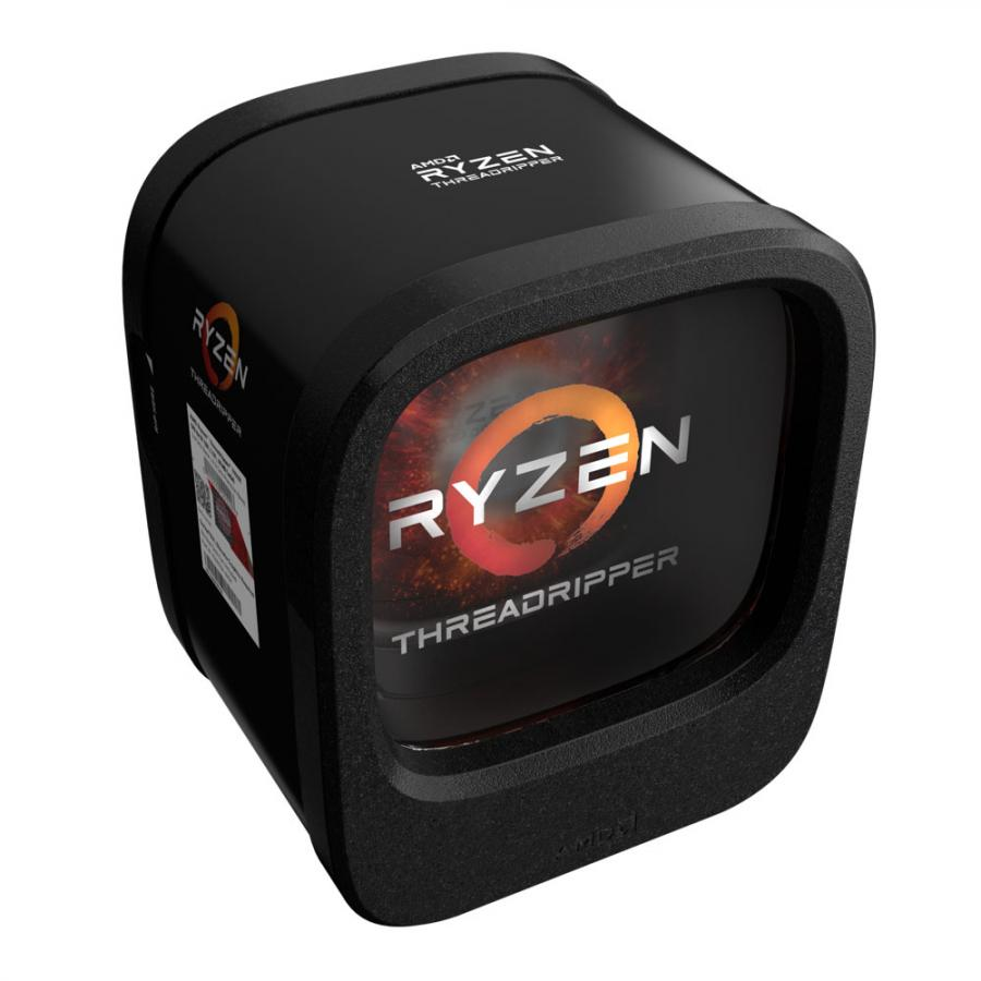 процессор amd ryzen threadripper 1950x wof 4 0ghz 40mb yd195xa8aewof socket str4 box Процессор AMD Ryzen Threadripper 1950X BOX