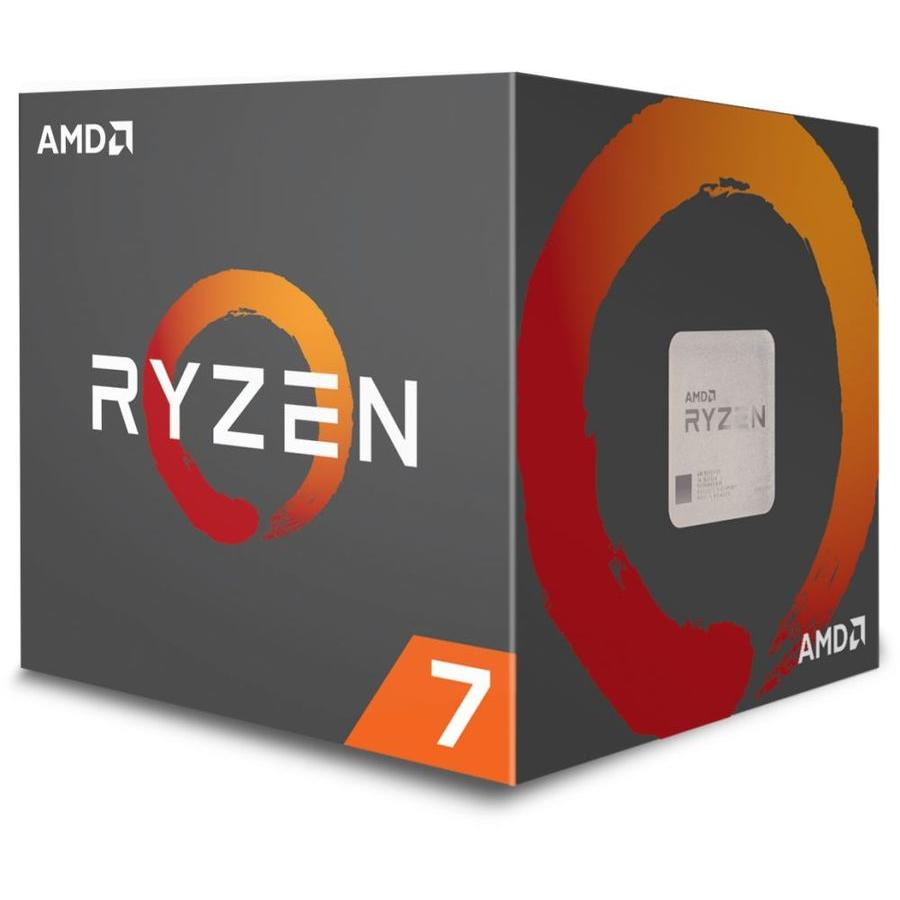 Процессор AMD Ryzen 7 2700 AM4 BOX процессор amd ryzen 7 1700x oem yd170xbcm88ae