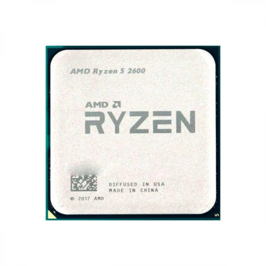 Процессор AMD Ryzen 5 2600 AM4 OEM процессор amd ryzen 7 1700x oem yd170xbcm88ae