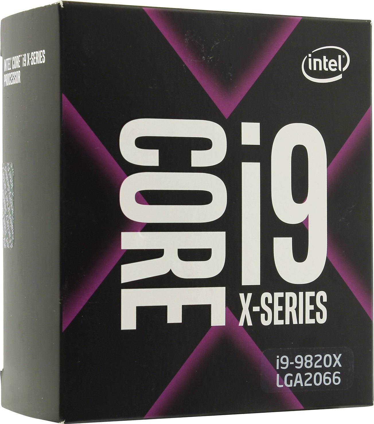 Фото - Процессор Intel Core i9-9820X Box (BX80673I99820X S REZ8) видео