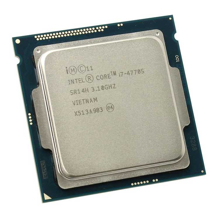 Процессор Intel Core i7-4770S Tray (CM8064601465504) процессор intel core i7 8700 box