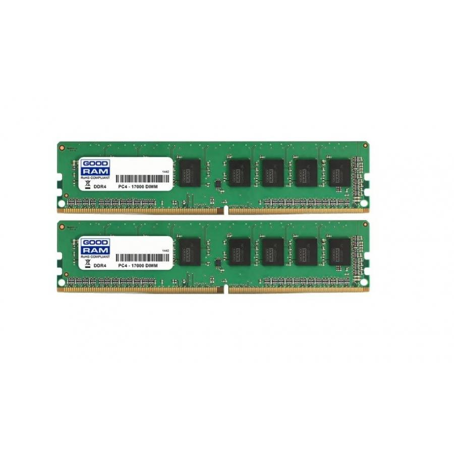 Память Goodram DDR4 8Gb GR2133D464L15S/8G